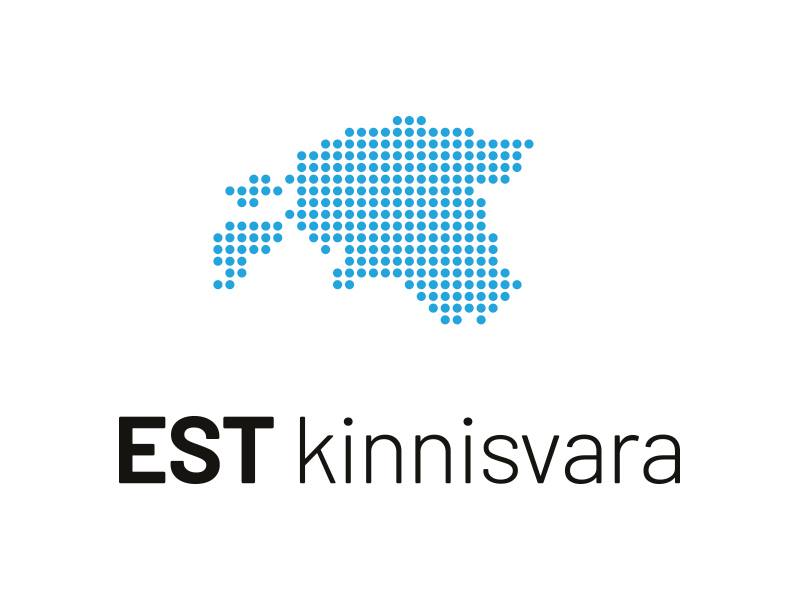 EST Kinnisvara has updated its logo