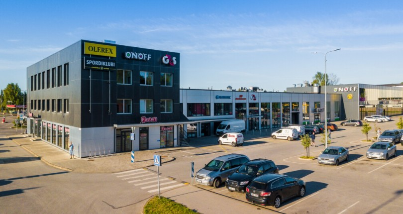 Commercial building in Tartu added to EST Kinnisvara portfolio