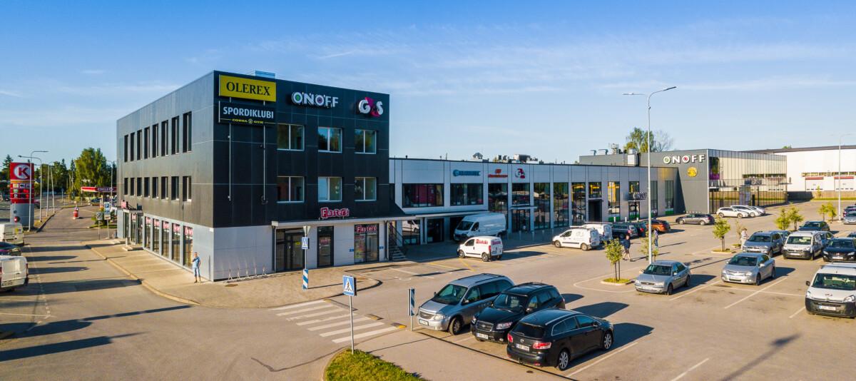 Commercial building in Tartu added to EST Kinnisvara portfolio