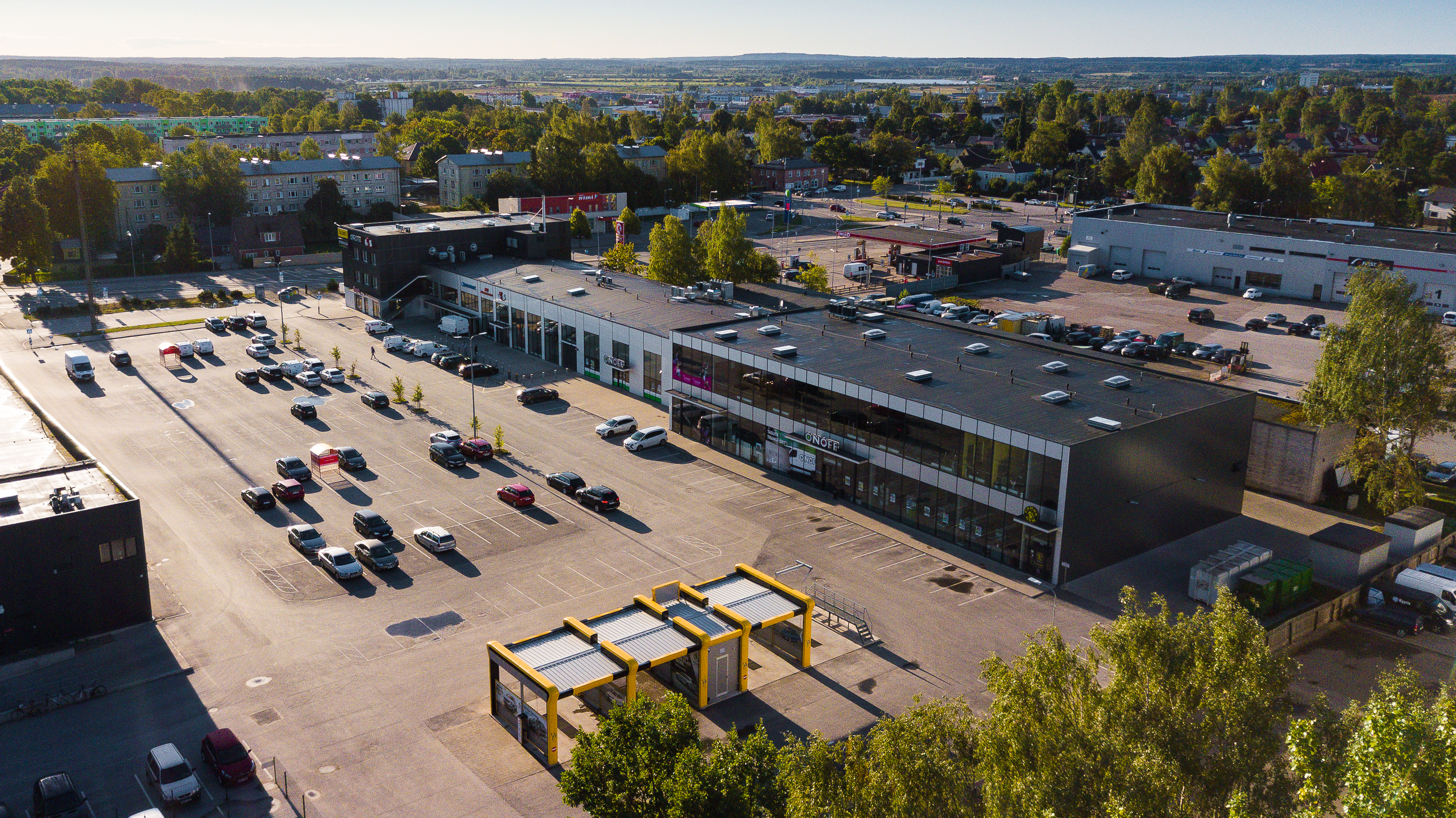 Kirly Announces Purchase of Aardla Commercial Centre